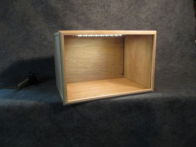 lighted box